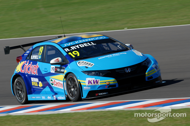 Rickard Rydell, Nika International, Honda Civic WTCC