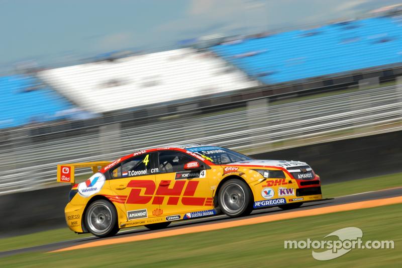 Tom Coronel, ROAL Motorsport Chevrolet RML Cruze TC2