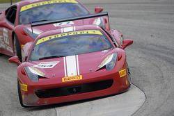 #154 Ferrari of Central Florida, Ferrari 458CS: Michael Luzich