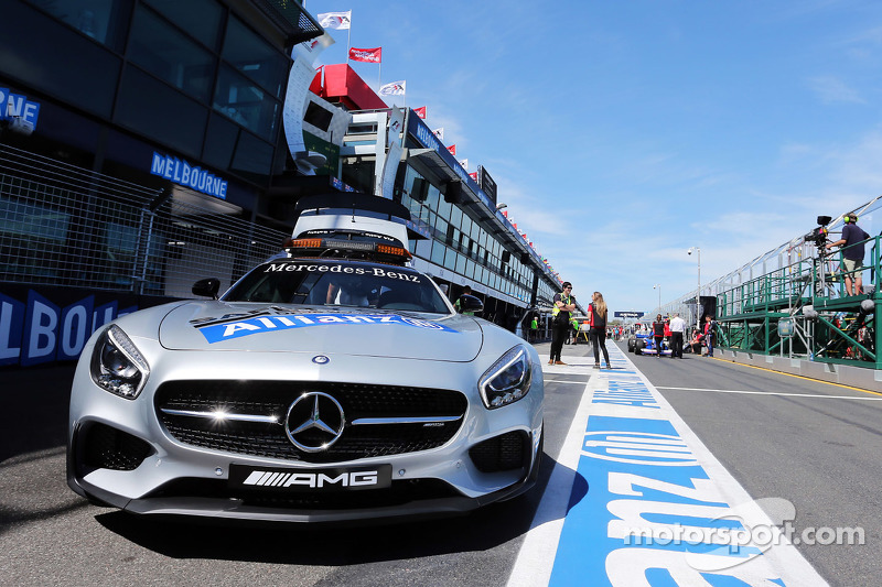 Das FIA Safety-Car