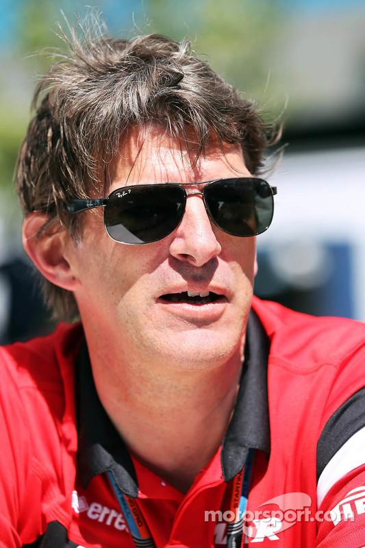 Graeme Lowdon, Geschäftsführer Manor F1 Team