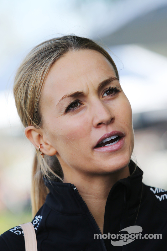 Carmen Jordá, Lotus F1 Piloto Equipo de Desarrollo