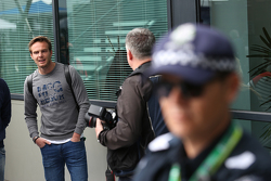 Giedo van der Garde, Sauber F1 Team