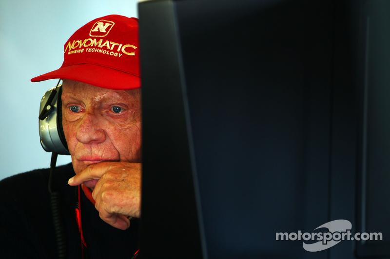 Niki Lauda, Aufsichtsratsvorsitzender Mercedes AMG F1