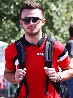 Will Stevens, Manor Marussia F1