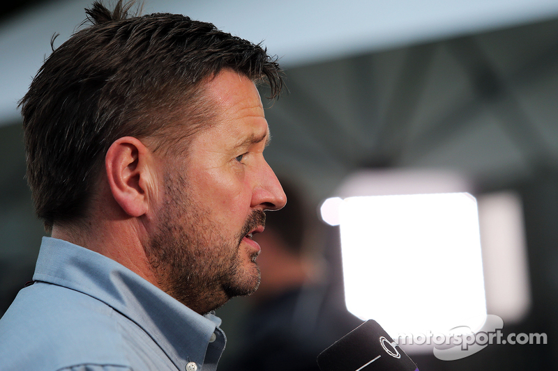 Paul Hembery, Direttore Motorsport Pirelli,