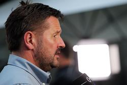 Пол Хембри, глава Pirelli Motorsport