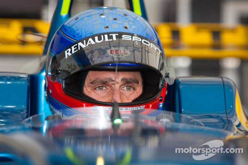 Ніколас Прост, e.dams-Renault