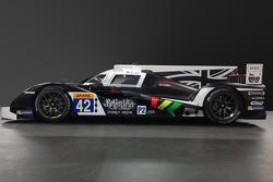 Ливрея S103-Nissan команды Strakka Racing