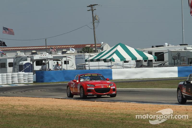 MX5-Cup: Sebring