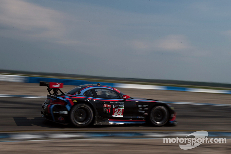 #24 BMW Team RLL, BMW Z4 GTE: John Edwards, Lucas Luhr, Jens Klingmann