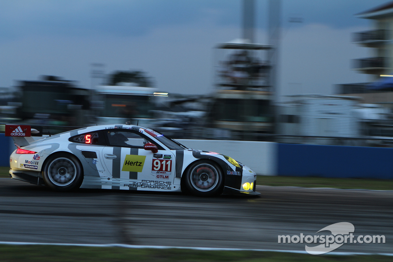#911 保时捷北美,保时捷911 RSR: Nick Tandy, Richard Lietz, Patrick Pilet