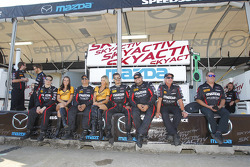 Speedsource Mazda team