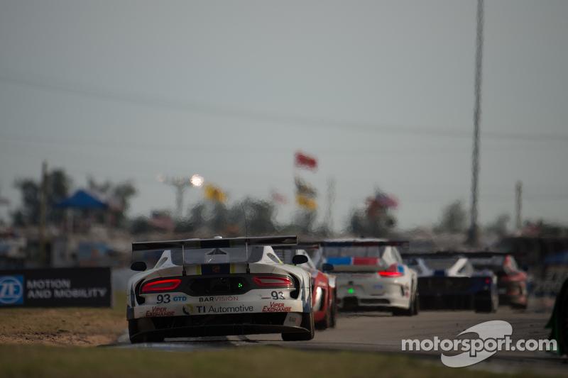 #93 Riley Motorsports, Dodge Viper SRT: Al Carter, Ben Keating, Marc Goosens, Cameron Lawrence