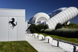 Galleria del Vento: Ferrari
