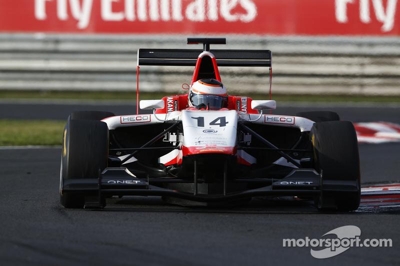 Patrick Kujala, Marussia Manor Racing