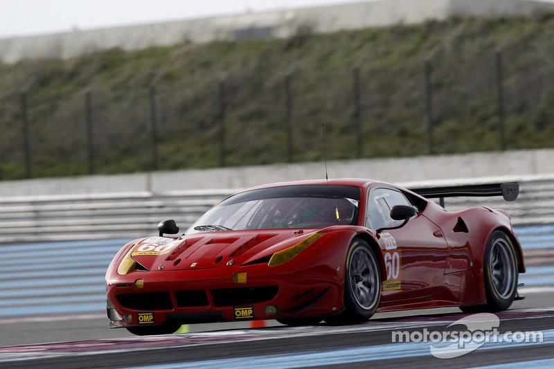 #60 方程式车队,法拉利F458 Italia GT3: Johnny Laursen, Mikkel Mac Jensen