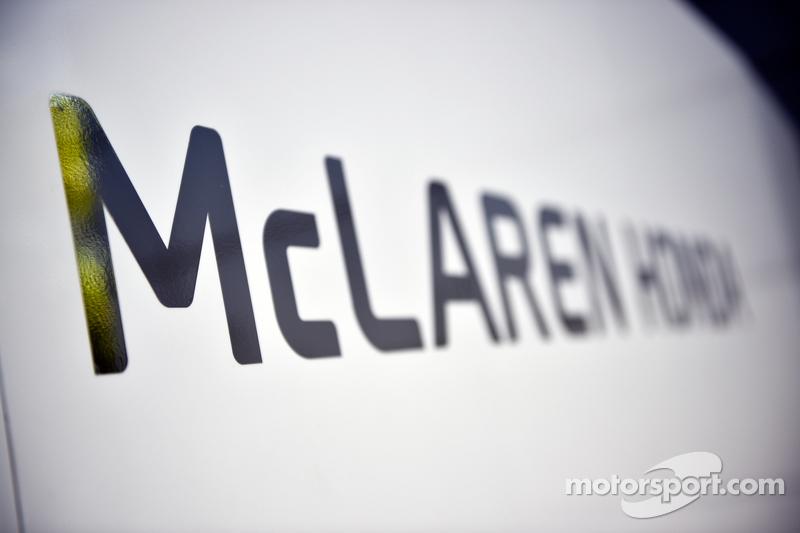 McLaren Honda logosu