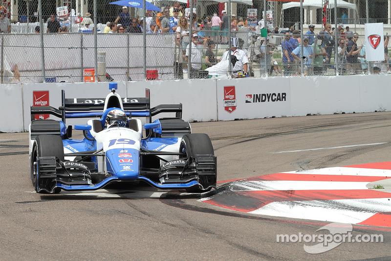 Francesco Dracone, Dale Coyne Racing Honda