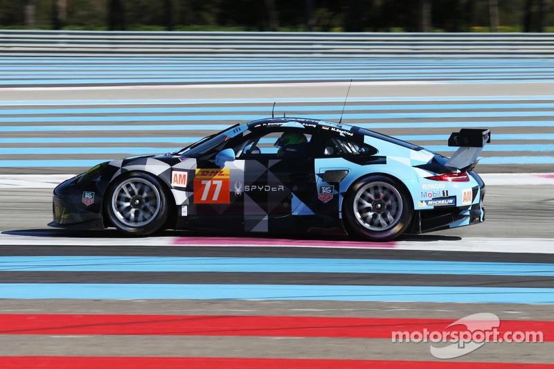 #77 Dempsey Racing Proton Competition Porsche 911 RSR: Patrick Long, Marco Seefried
