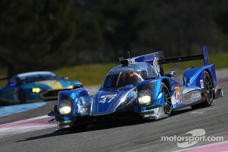 #47 KCMG Oreca 05 Nissan: Matthew Howson, Richard Bradley, Nick Tandy