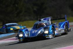 #47 KCMG, Oreca 05 Nissan: Matthew Howson, Richard Bradley, Nick Tandy