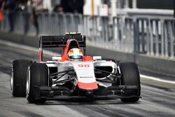 Роберто Мери Manor Marussia F1 Team