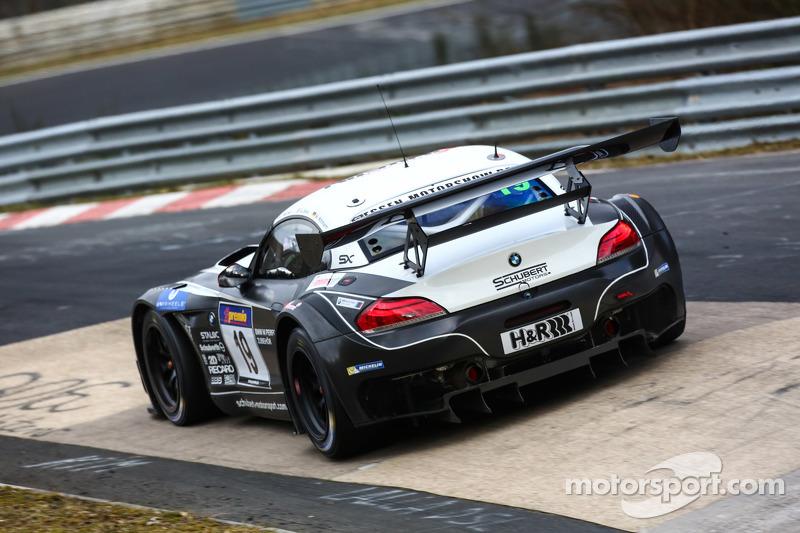 #19 BMW Sports Trophy Team Schubert, BMW Z4 GT3: Dirk Werner, Marco Wittmann, Alexander Sims