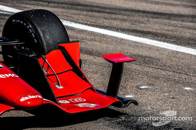 Chip Ganassi Racing, Chevrolet, Aerodynamik-Detail