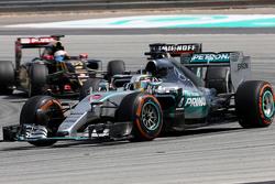 Льюис Хэмилтон Mercedes AMG F1 Team