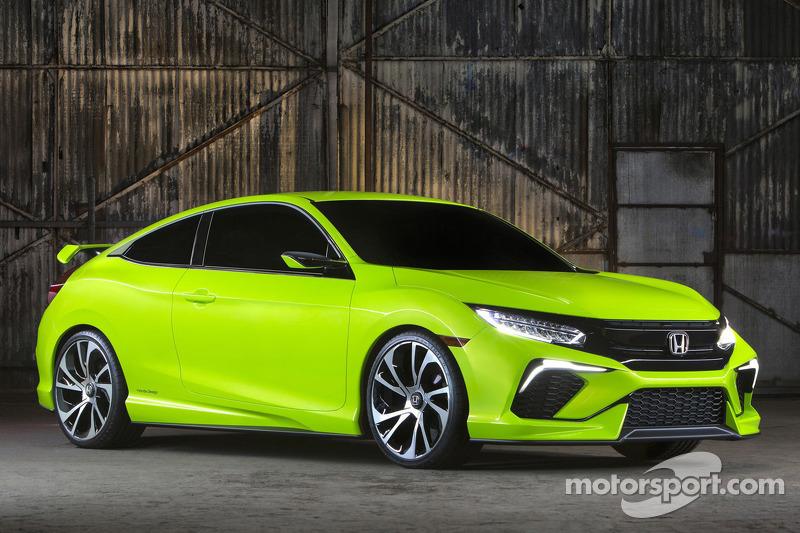 El concepto de diseño del Honda Civic