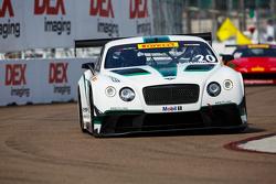 #20 Bentley Team Dyson Racing Bentley Continental GT3: Butch Leitzinger