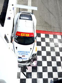 # 17 غلوبال موتورسبورنز غروب بورشه 911 جي تي3 كاب: حادث آليك أوديل