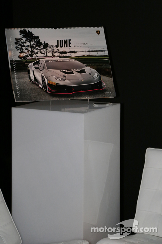 Lamborghini and Pirelli event