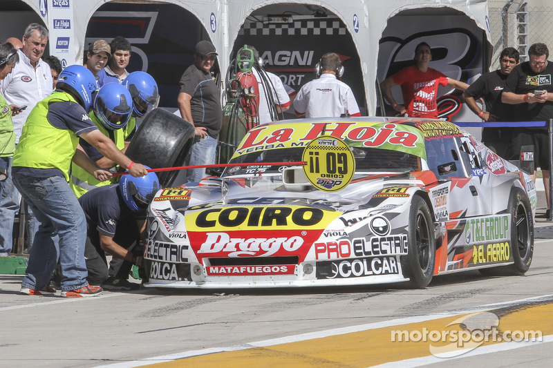 Sergio Alaux, Chevrolet