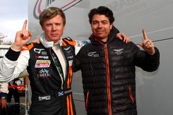 #6 Oman Racing Team, Aston Martin Vantage GT3: Liam Griffin, Rory Butcher