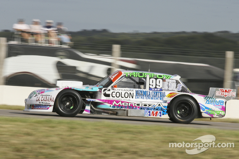 Matías Jalaf, Alifraco Sport Ford