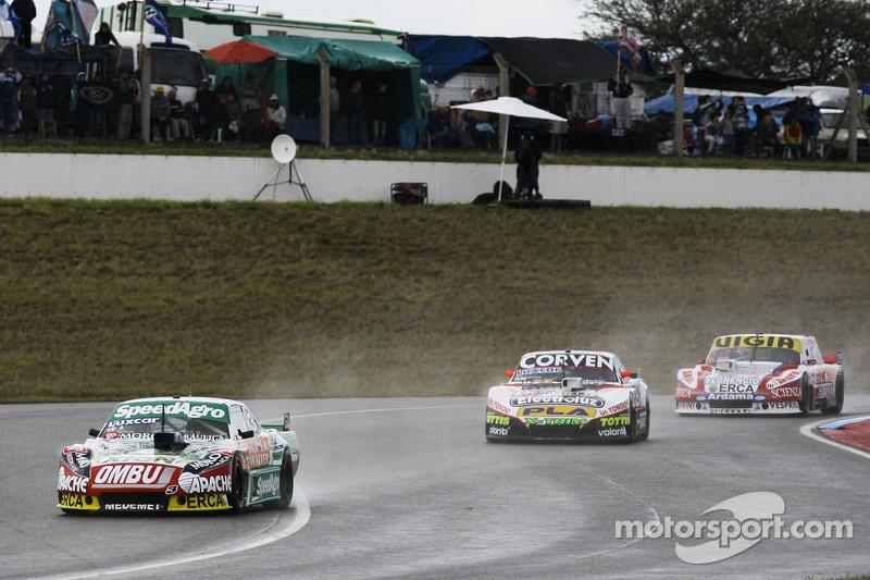 Facundo Ardusso, Trotta Competicion Dodge, Juan Marcos Angelini, UR Racing Dodge, Juan Manuel Silva, Catalan Magni Motorsport Ford
