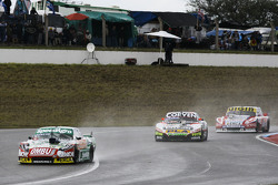 Facundo Ardusso, Trotta Competicion, Dodge; Juan Marcos Angelini, UR Racing, Dodge, und Juan Manuel Silva, Catalan Magni Motorsport, Ford