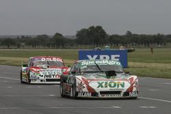 Norberto Fontana, Laboritto Jrs, Torino, und Juan Pablo Gianini, JPG Racing, Ford