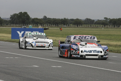 Jose Savino, Savino Sport, Ford, und Emanuel Moriatis, Alifraco Sport, Ford