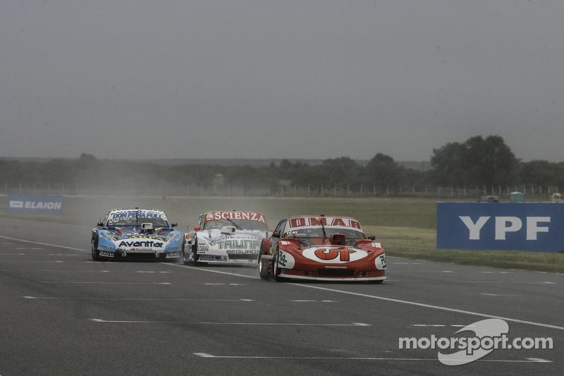 Christian Dose, Dose Competicion Chevrolet, Matias Jalaf, Alifraco Sport Ford, Martin Ponte, RUS Ner