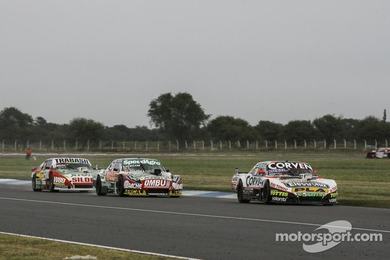 Juan Marcos Angelini, UR Racing Dodge, Facundo Ardusso, Trotta Competicion Dodge, Mariano Altuna, Al