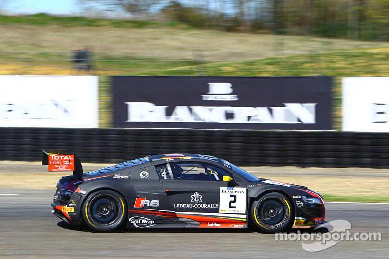 #2 Belgian Audi Club Team WRT, Audi R8 LMS Ultra: Christopher Mies, Enzo Ide