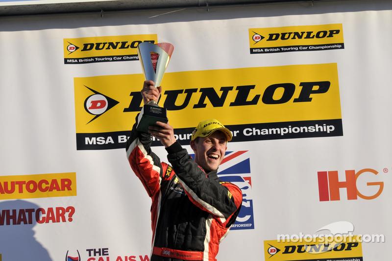 Brands Hatch Jack Sears Trophy Winner Mike Bushell
