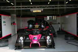 #35 Oak Racing Ligier JS P2 - Nissan:  Jacques Nicolet, Jean-Marc Merlin, Erik Maris