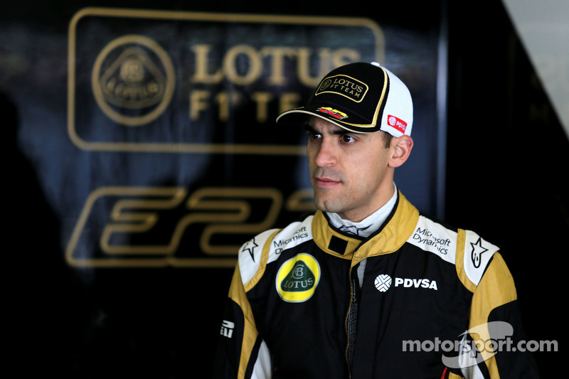 Пастор Мальдонадо, Lotus F1 Team