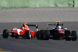 Luca Ghiotto, Trident,和Emil Bernstorff, 阿登国际车队
