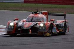 #26 G-Drive Racing Morgan - Nissan: Роман Русинов