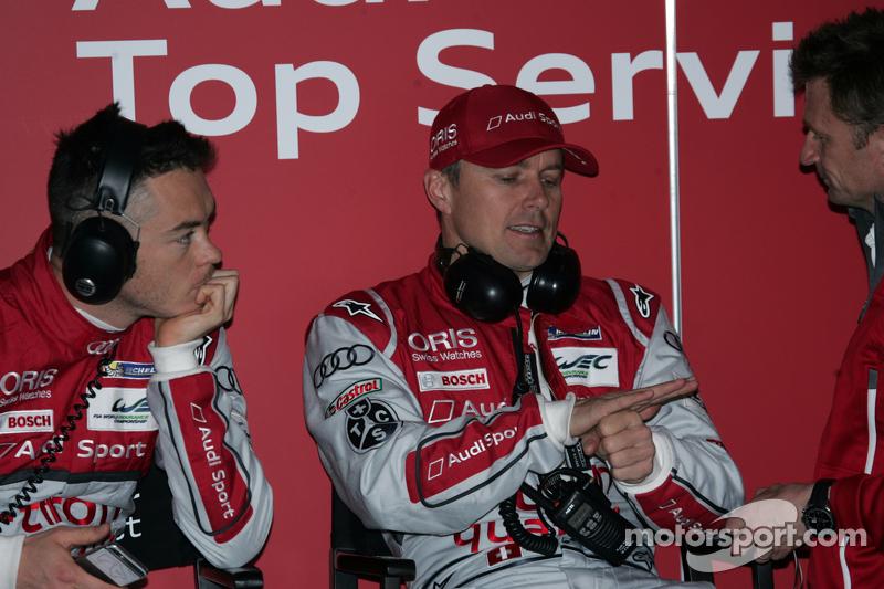 Marcel Fassler dan Andre Lotterer
